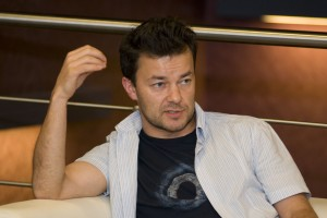 Michał Chaciński. Fot. Adam Hojka