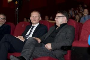 Zbigniew Zamachowski i Rafał Jurkowlaniec. Fot. Adam Hojka