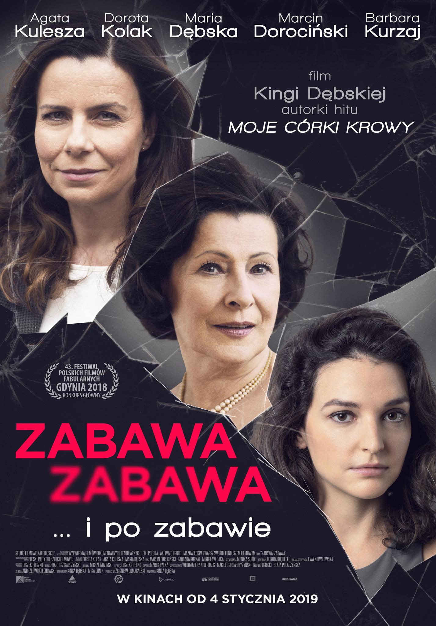Dorota Kolak ZABAWA ZABAWA