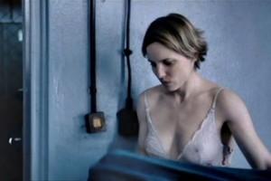 """Julia Kijowska, wyróżnienie za rolę w filmie """"Zjednoczone stany miłości"""" 5.FAF"""