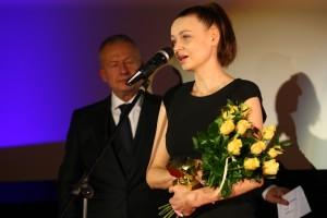 """Małgorzata Szczerbowska, drugoplanowa rola """"Wieża. Jasny dzień"""""""
