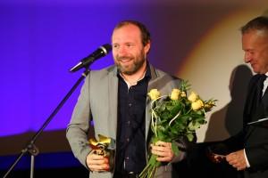 """Dariusz Chojnacki, najlepsza drugoplanowa rola męska - """"Szczęście świata"""""""
