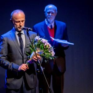 """Łukasz Simlat,  drugoplanowa rola męska """"Żelazny most"""""""